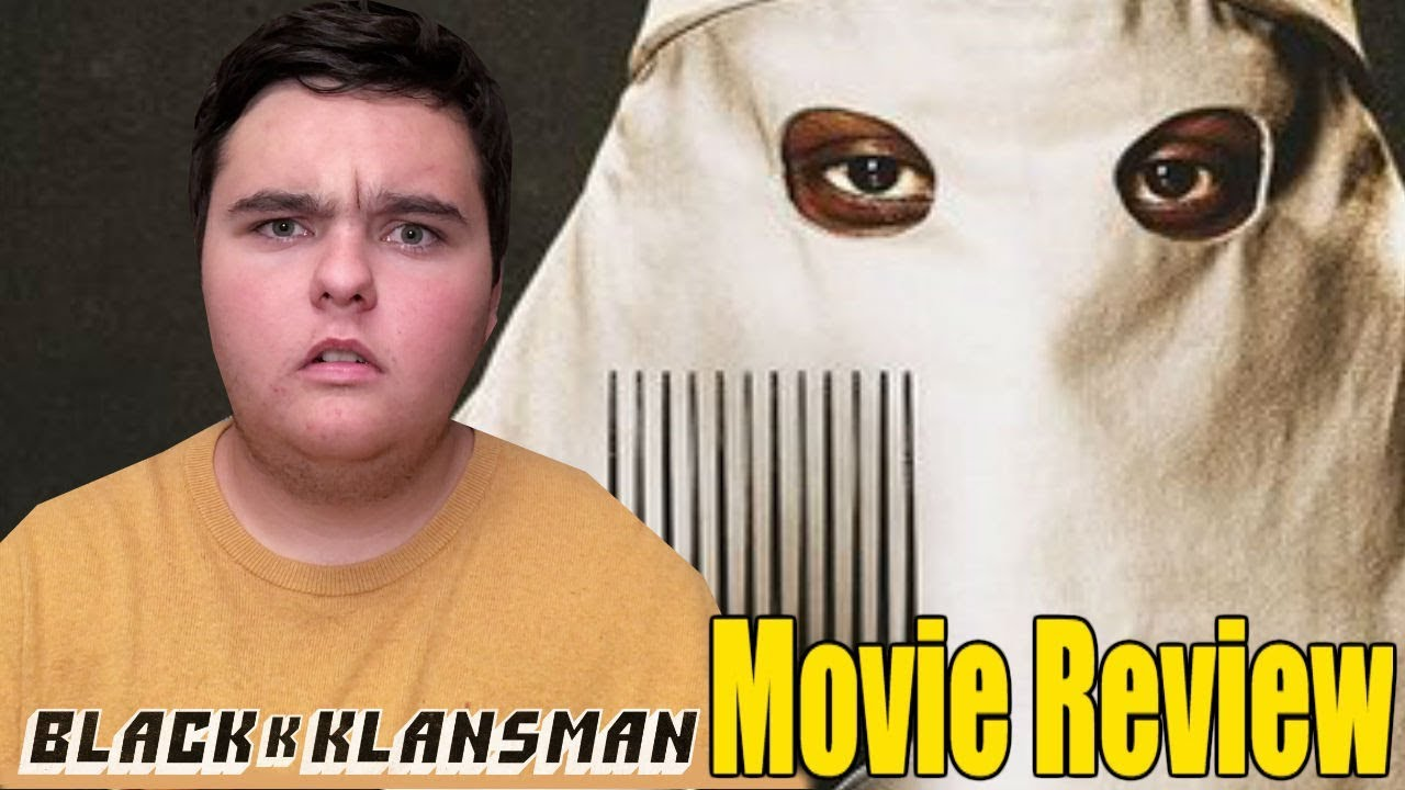 BlacKkKlansman (2018)-Movie Review | Movie Trailers BLaze